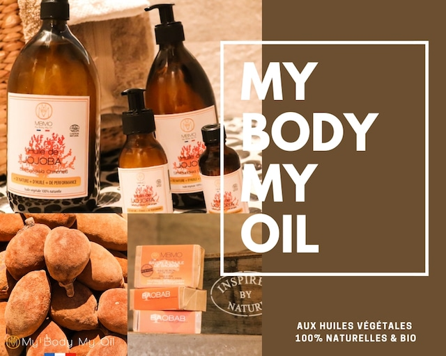 My Body My Oil
